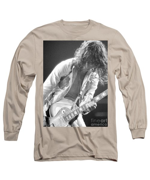 The Greatest Slinger Long Sleeve T-Shirt by Steven Macanka