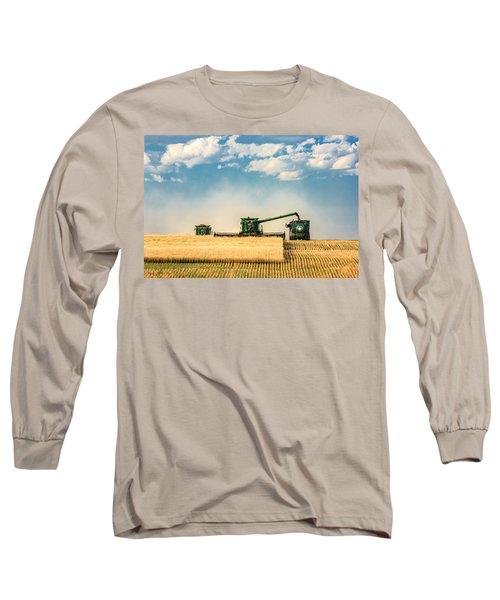 The Green Machines Long Sleeve T-Shirt