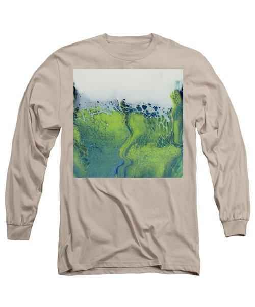 The Green Tides Long Sleeve T-Shirt