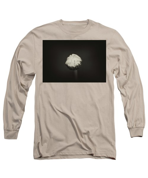 Long Sleeve T-Shirt featuring the photograph The Grieving Night by Shane Holsclaw