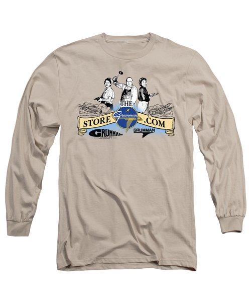 The Grumman Store Long Sleeve T-Shirt