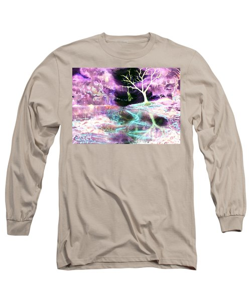 The Hanging Tree Inverted Long Sleeve T-Shirt