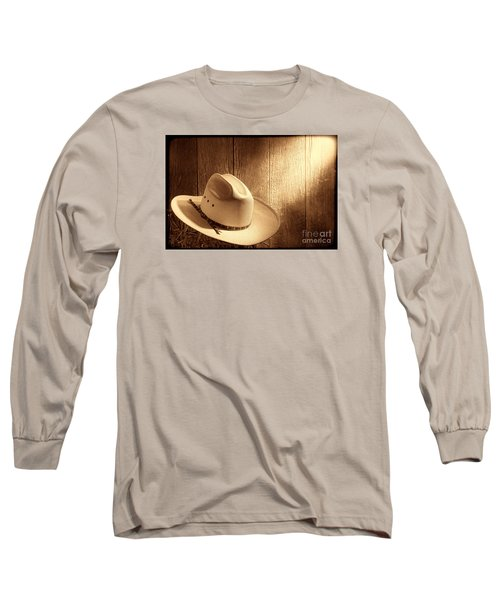 The Hat Long Sleeve T-Shirt