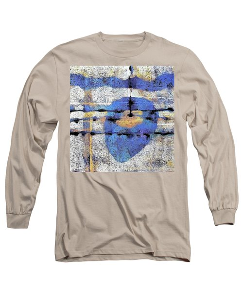 The Heart Of The Matter Long Sleeve T-Shirt by Maria Huntley