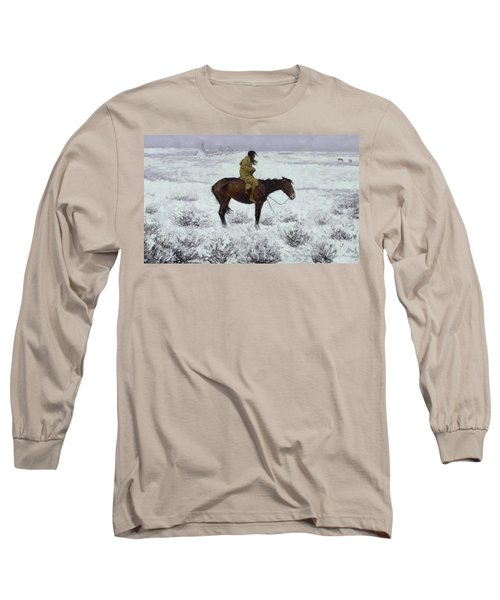 The Herd Boy Long Sleeve T-Shirt