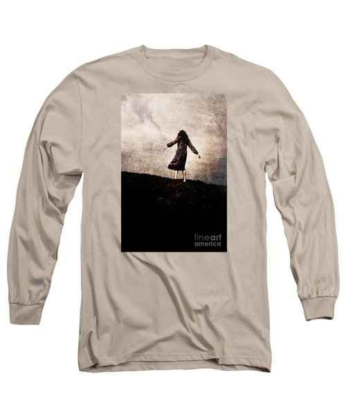 The Hill Long Sleeve T-Shirt