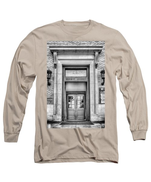 Long Sleeve T-Shirt featuring the photograph The Hippodrome  by Howard Salmon