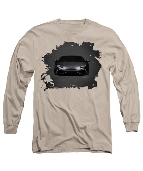 The Huracan Long Sleeve T-Shirt