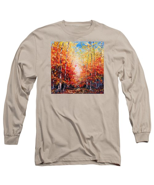 The Joy Ahead Long Sleeve T-Shirt
