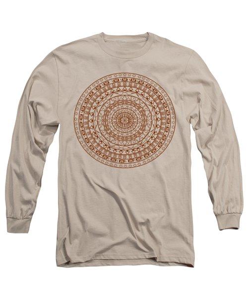 The Jungle Mandala Long Sleeve T-Shirt
