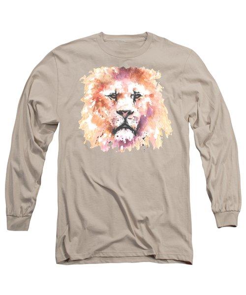 The King T-shirt Long Sleeve T-Shirt by Herb Strobino