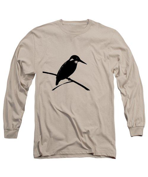 The Kingfisher Long Sleeve T-Shirt by Mark Rogan