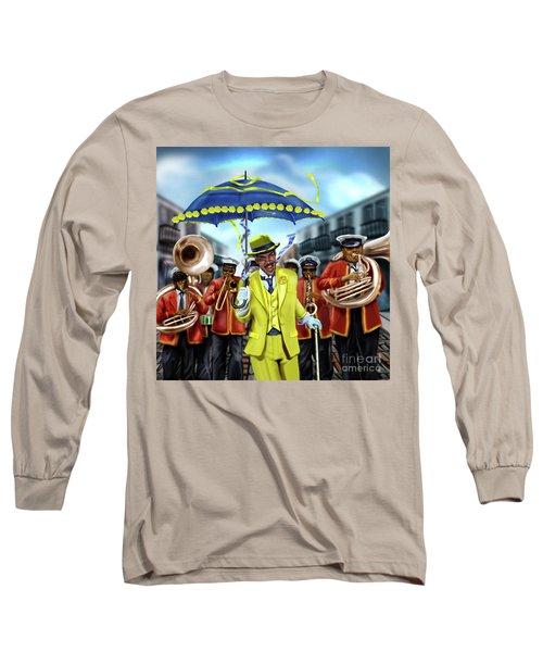The Kingman  Long Sleeve T-Shirt