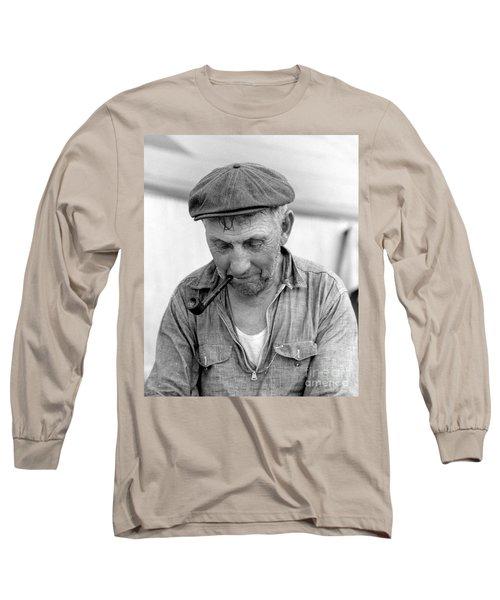 He Waltzes On Memories Long Sleeve T-Shirt