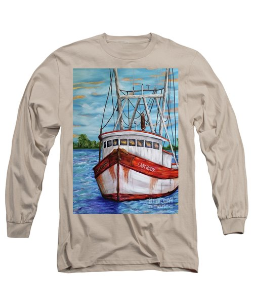 The Lady Roux Long Sleeve T-Shirt