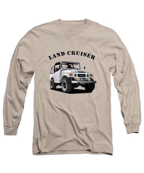 The Land Cruiser Long Sleeve T-Shirt