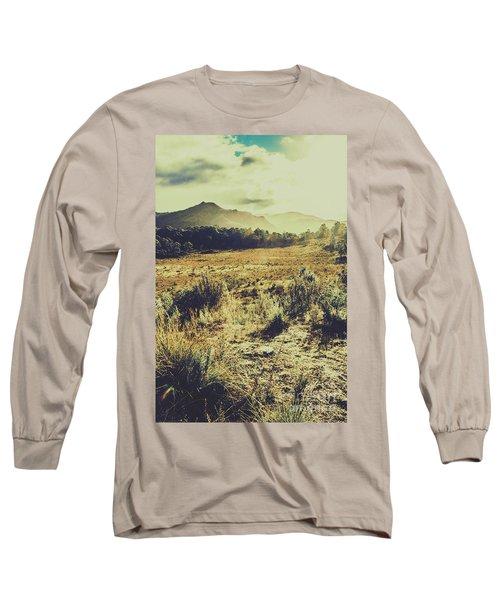 The Last Light Long Sleeve T-Shirt