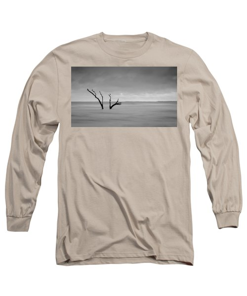 I'm Not Alone - Folly Beach Sc Long Sleeve T-Shirt