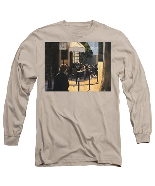 The Latin Quarter Long Sleeve T-Shirt