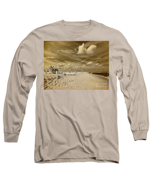 The Lifeguard Stand Long Sleeve T-Shirt