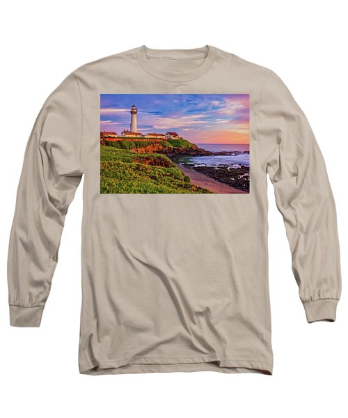 The Light Of Sunset Long Sleeve T-Shirt