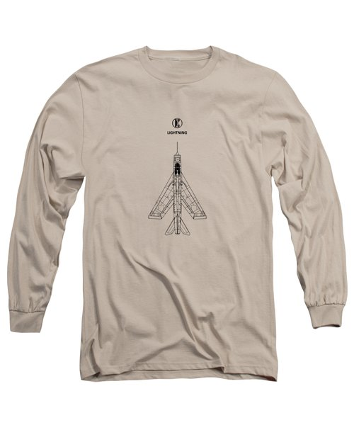 The Lightning Long Sleeve T-Shirt by Mark Rogan