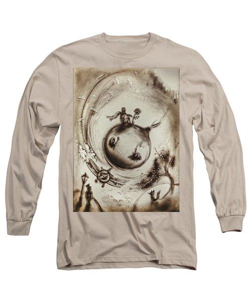 The Little Prince Long Sleeve T-Shirt