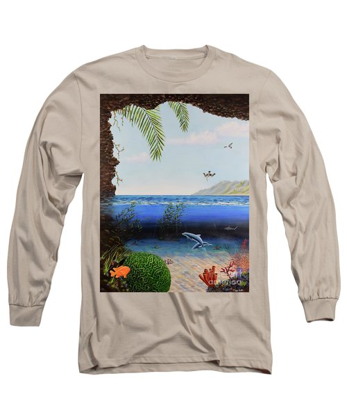 The Living Ocean Long Sleeve T-Shirt