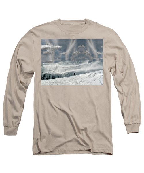 The Lone Boarder Long Sleeve T-Shirt