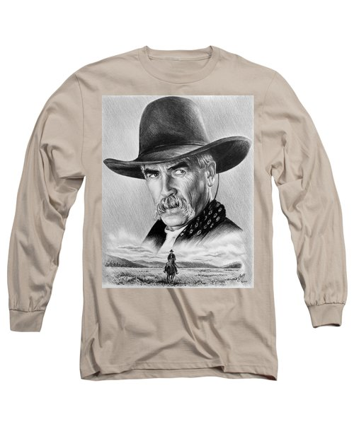 The Lone Rider Long Sleeve T-Shirt