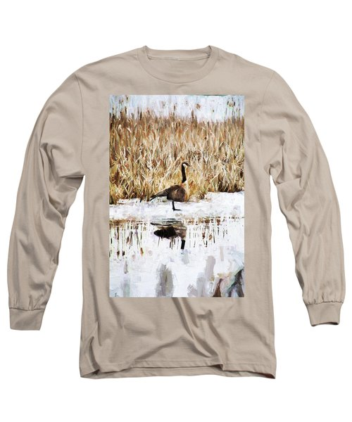 The Lone Traveler Long Sleeve T-Shirt