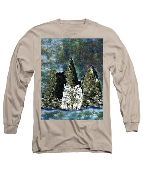 The Loneliest Tree Long Sleeve T-Shirt