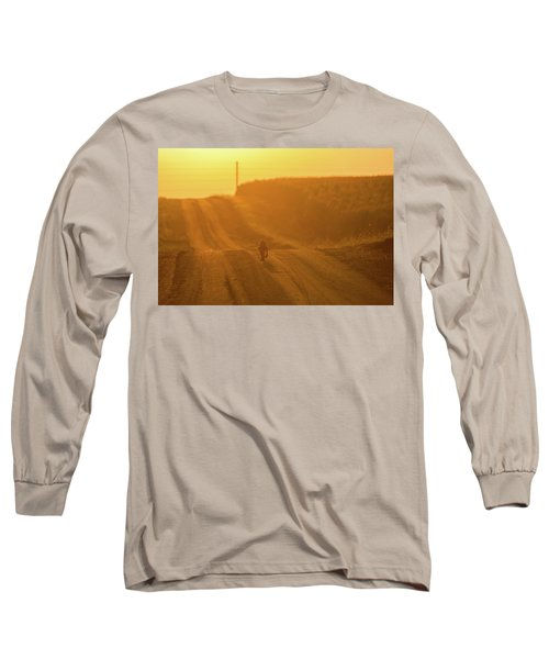 The Lost Puppy Long Sleeve T-Shirt