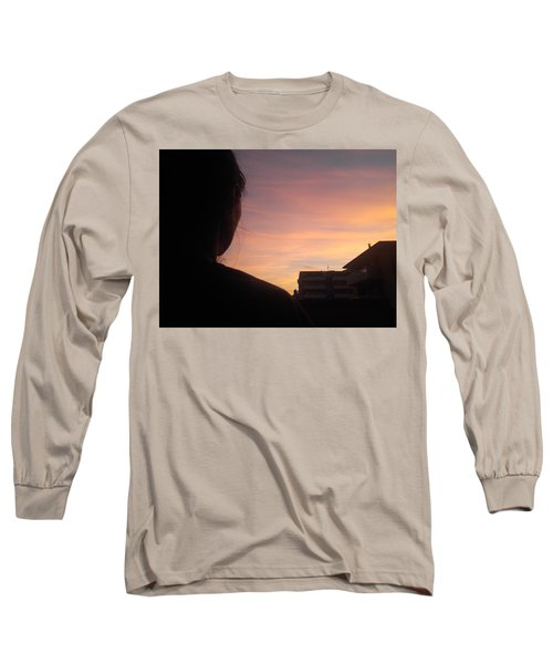 Roxana The Love Of My Life Long Sleeve T-Shirt