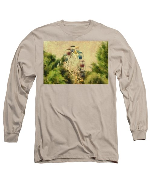 The Lover's Ride Long Sleeve T-Shirt