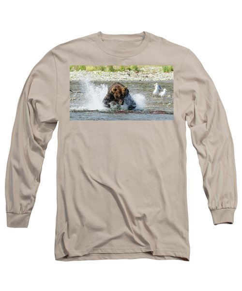 The Lunge Long Sleeve T-Shirt