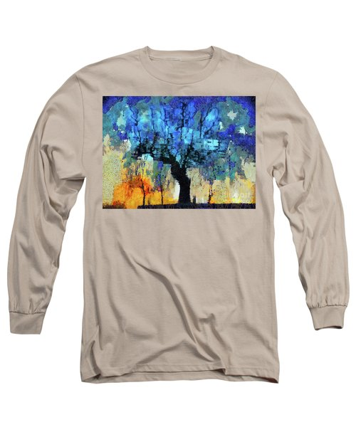 The Magic Blue Faraway Tree Long Sleeve T-Shirt