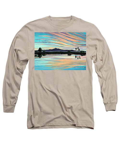 The Magic Is In The Water Long Sleeve T-Shirt