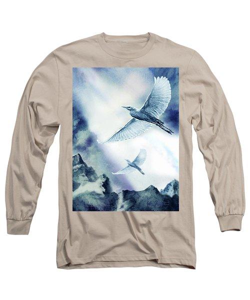 The Magic Of Flight Long Sleeve T-Shirt