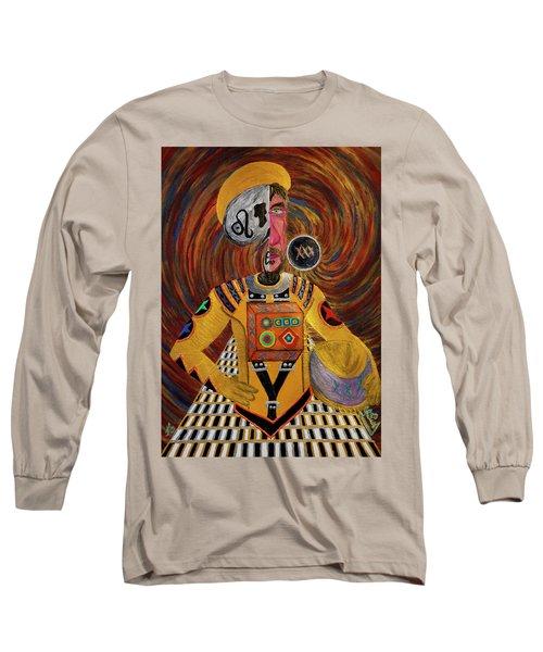 The Mastermind Long Sleeve T-Shirt