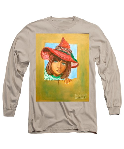 The Mexican Hat Long Sleeve T-Shirt