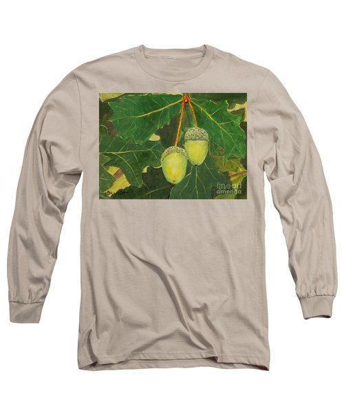The Mighty Oak Long Sleeve T-Shirt