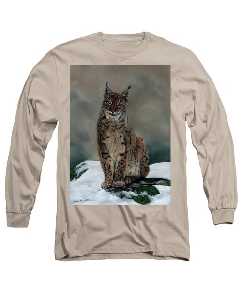 The Missing Lynx Long Sleeve T-Shirt