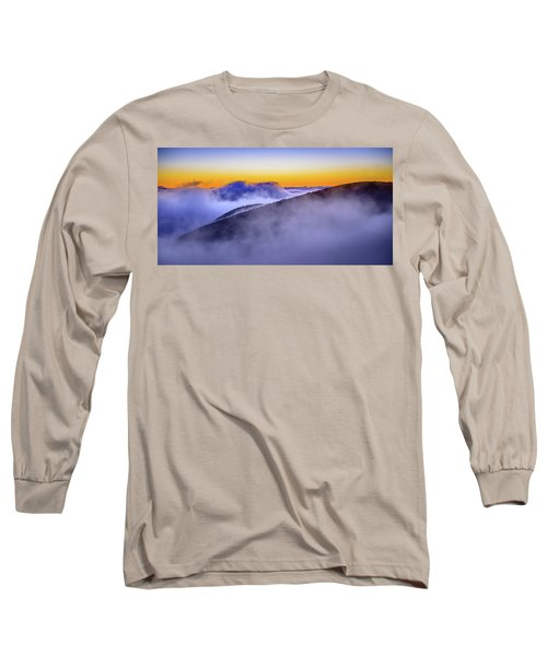 The Mists Of Cloudfall Long Sleeve T-Shirt