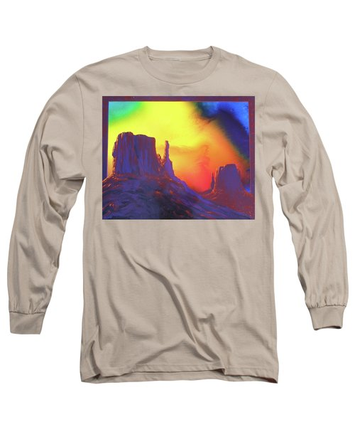 The Mittens , Psalm 19 Long Sleeve T-Shirt by Alan Johnson
