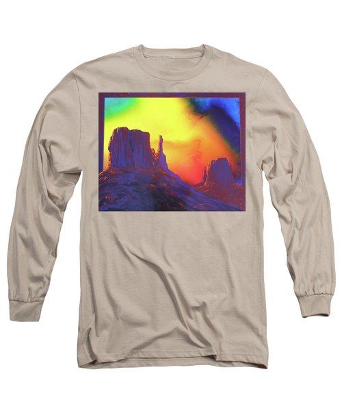 The Mittens , Psalm 19 Long Sleeve T-Shirt