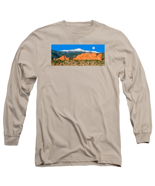 The Most Popular City Park In The U.s. Long Sleeve T-Shirt by Bijan Pirnia