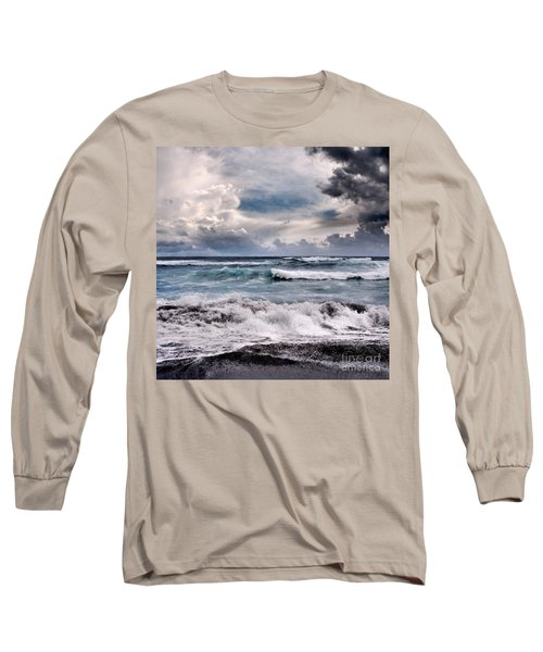 The Music Of Light Long Sleeve T-Shirt by Sharon Mau