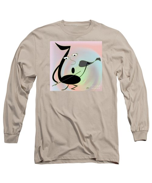 The Musician 2 Long Sleeve T-Shirt