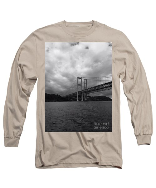The Narrows Bridge Long Sleeve T-Shirt